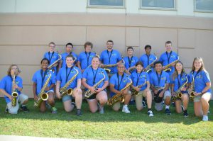 DEHS Sax Section 2016 2017
