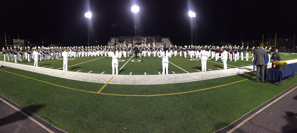 East West Bands 2016