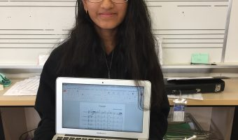 DEHS Student Wins High School Composition Contest