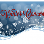 East/West/STEM Winter Concert Schedule